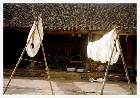 Làng nghề dệt Hồi Quan