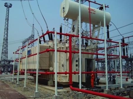 Đóng điện dự án nâng công suất trạm biến áp 220 kV Bắc Ninh