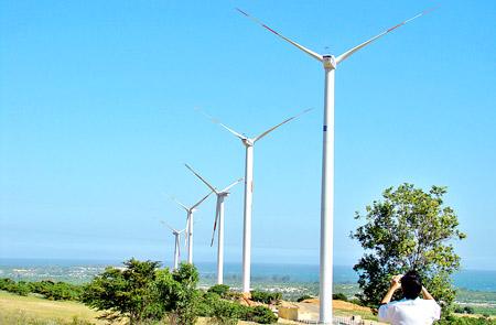 Thúc đẩy nhanh năng lượng tái tạo