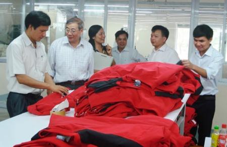 Khuyến công thúc đẩy phát triển doanh nghiệp công nghiệp hỗ trợ