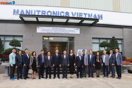 Chương trình tư vấn cải tiến của Samsung tại Việt Nam đạt hiệu quả khả quan