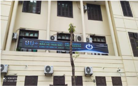 Bắc Ninh tích cực hưởng ứng chiến dịch Giờ Trái đất 2021